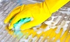 We Get It Clean Cleaning Service: Up to 52% Off A Basic House Cleaning by 3 Clea at We Get It Cleaned Cleaning Service