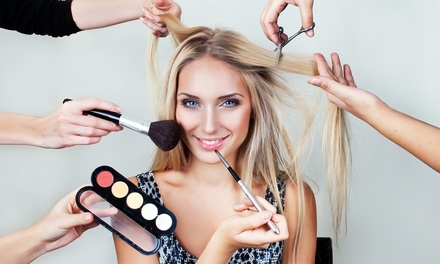 Haircut or Deep Conditioning Treatment and Full Color or Partial Highlights at Nolas Salon (Up to 52% Off)