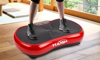 $179 for a Vibration Fitness Plate in Choice of Colour