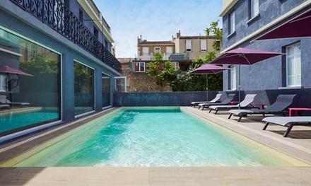 Marseille : 1 à 3 nuit(s) pour 2 personnes avec petits déjeuners en option à l'Hôtel Kyriad Marseille Blancarde Timone