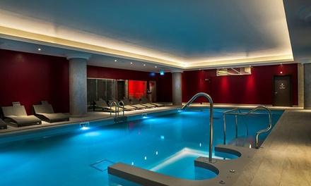 Spa Access with 2 Treatments and Prosecco for One or Two at Santai Spa, Resorts World Birmingham