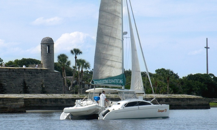 DEA Charters - Conch House Marina: 2-Hour Sunset Charter or 3-Hour Family Daytime Charter from DEA Charters (Up to 50% Off)