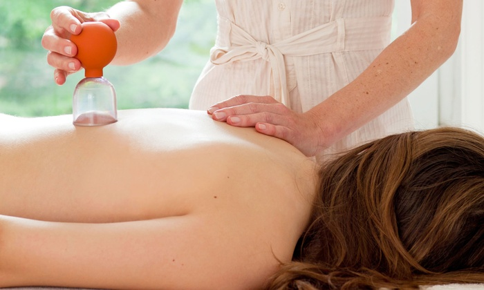 Bodywork by D.r. - Frisco: 60-Minute Customized Massage Cupping Therapy or 30-Minute Cellulite Treatment at Bodywork by D.r. (Up to 68% Off)