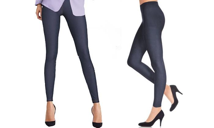 Leggings effetto jeans Lovable
