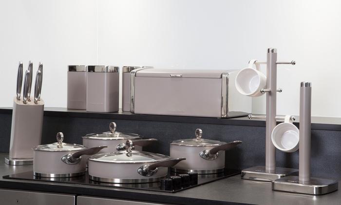Morphy richards kitchen set groupon for Kitchen set deals