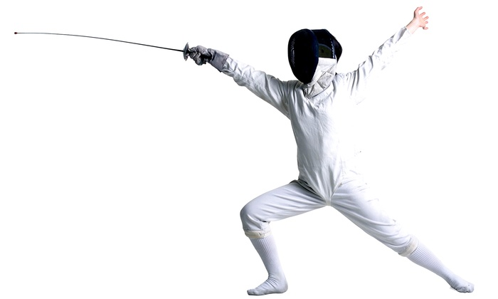 Bay State Fencers - Ward Two: Two-Month Intro to Fencing Course for One or Two Plus Loaned Gear and Uniforms at Bay State Fencers (50% Off)