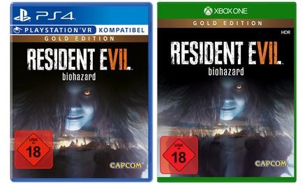 Capcom Resident Evil 7 biohazard  :39,90 €