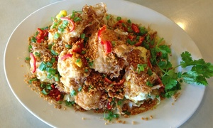 Lung Fung Chinese Restaurant: $19 for $30 Worth of Chinese Cuisine at Lung Fung Chinese Restaurant