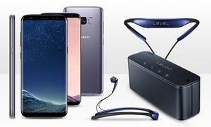 handyflash: 39,99 € mtl. Paketpreis für o2 Vertrag free M 6 GB + Samsung Galaxy S8 kostenlos + Headset oder Lautsprecher gratis dazu