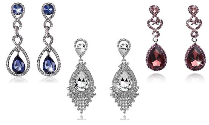 Orecchini Chandelier Be-Jewels
