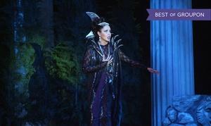 """C2 CONCERTS: Mozarts """"Die Zauberflöte"""" am Mo., den 26.12.2016 um 20 Uhr in der Liederhalle Stuttgart (25 % sparen)"""