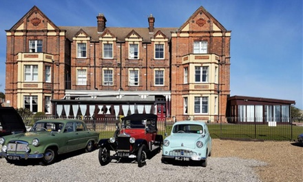 Norfolk: Up to 3 Nights for Two with Breakfast, Wine and Option for TwoCourse Dinner at The Manor Hotel