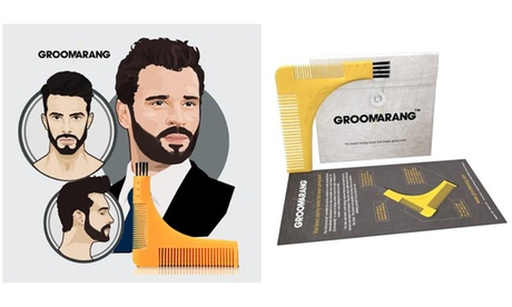 Peine para afeitar la barba Groomarang