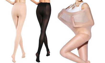 Up to Six Pairs of Tear-Resistant Tights