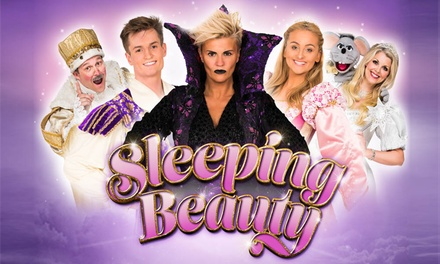 Sleeping Beauty Pantomime featuring Kerry Katona, 4–21 December at Middleton Arena (Up to 34% Off)
