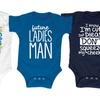 Infant Boys' Humor Bodysuits