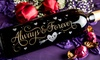 Celebration Cellars @ Miramonte Winery: Six, 12, or 24 Personalized Wine Bottles from EtchedWine.com (Up to 67% Off)