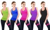 Women's Slimming Thermal Racerback Fitness Tank