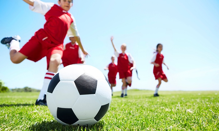 Dosports - Abu Dubai: Up to Eight Football Sessions from DoSports (Up to 44% Off)