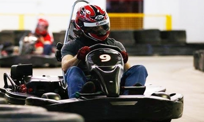 Go Karts Columbus >> Race T Shirt And Membership Package For One Or Two At Grand Prix Karting Up To 43 Off