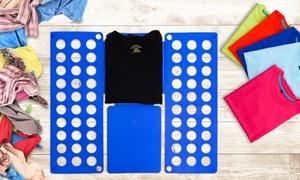 Pliage vêtement 5 étapes