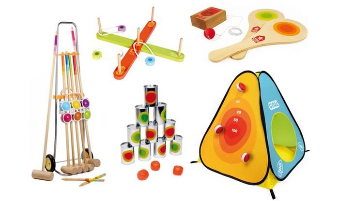 jeux d 39 ext rieur house of toys groupon. Black Bedroom Furniture Sets. Home Design Ideas