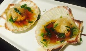 Ristorante Wei: Menu sushi da 50 o 100 pezzi con vino per 2 o 4 persone al ristorante Wei in centro a Pordenone (sconto fino a 64%)