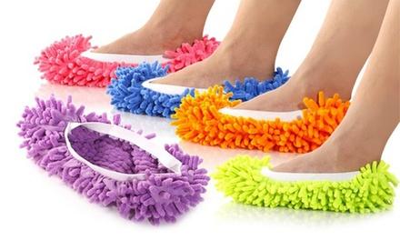 Pantofole in microfibra