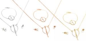 Ensemble bijoux Adena