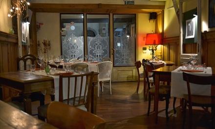 Baccarossa, cena Michelin di pesce o tartufo