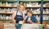 62% Off Pottery Painting at Color Me Mine