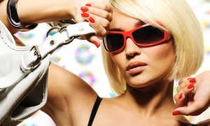 Studio Diva Nail Salon: One or Two Groupons, Each Good for a Mani-Pedi at Studio Diva Nail Salon (Up to 57% Off)