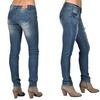 Machine Fashion Juniors' Distressed Skinny Jeans (Size 7)