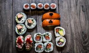 Restauracja Sushi Pataya: Sushi i więcej: 49,99 zł za groupon wart 80 zł na dania i więcej w Restauracji Sushi Pataya w Katowicach (do -38%)