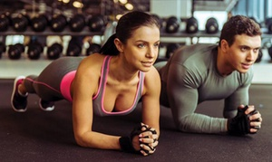 Fitblitz Ltd: One or Three Personal Training Sessions at Fitblitz