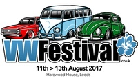 VW Festival: Adult Ticket, Harewood House, 12 August (Up to 27% Off)