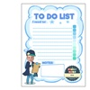 Custom Whiteboard To-Do List from SillyWise