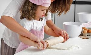 Curso de cocina para 1 o 2 niños desde 19 € en la Escuela de Cocina Chema de Isidro