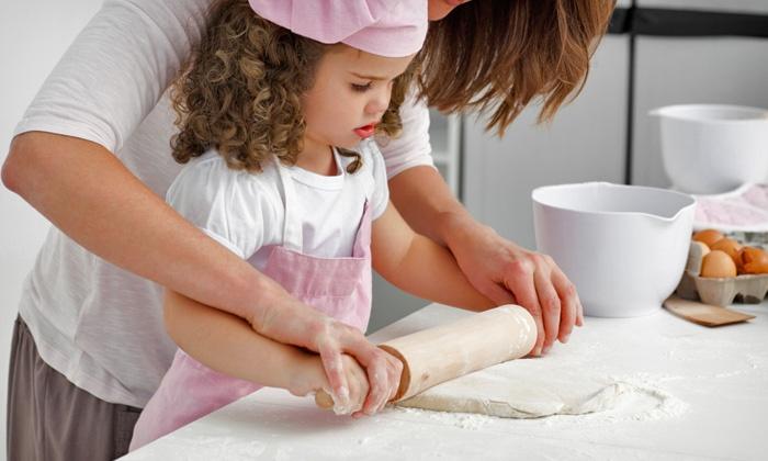 Curso de cocina para 1 o 2 ni os escuela de cocina chema for Chema de isidro canal cocina