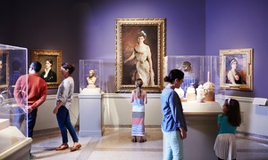 Admission for One, Two, or Four at Portland Museum of Art (Up to 58% Off)