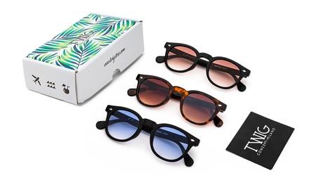 Set 3 occhiali Twig Concept Milano