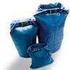 Set of Three Dry Blue Sacks