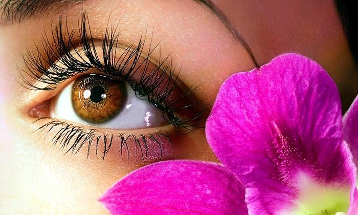 Paradise Lashes - Fort Lauderdale: Full Set of Eyelash Extensions at Paradise Lashes  (51% Off)