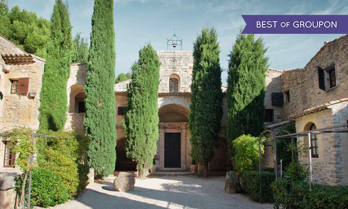 L 39 abbaye de sainte croix salon de provence provence for Croix rouge salon de provence