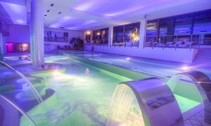 Spa Centro Benessere Hotel Dante: Percorso Spa con massaggio relax da 50 minuti per 2 persone al Centro Benessere Hotel Dante (sconto fino a 50%)
