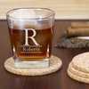 Up to 69% Off Custom Cork Coasters and Whiskey Glass