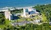 Kolberg: Zweibettzimmer mit HP und Eintritt in die Salzgrotte