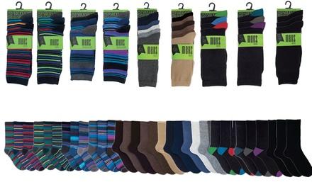 12er- oder 24er-Pack Socken für Herren im Design nach Zufallsprinzip (Munchen)