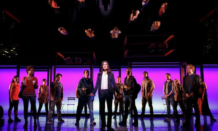 """If/Then"" - The Richard Rogers Theatre: ""If/Then"" Starring Idina Menzel at The Richard Rodgers Theatre through March 18 (Up to 30% Off)"