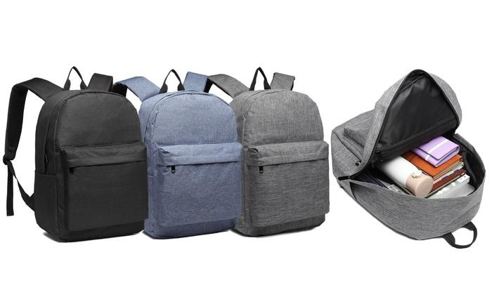 Kono Large Backpack with Padded Shoulder Straps